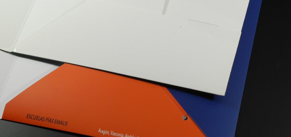 Impresión offset y digital de papelería para empresas. Gráficas Astarriaga